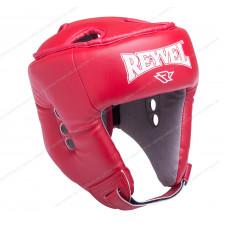 Шлем открытый REYVEL RV-302 к/з Red