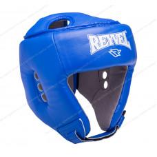 Шлем открытый REYVEL RV-302 к/з Blue
