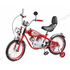 Велосипед-мотоцикл детский Small Rider Motobike Vintage Red