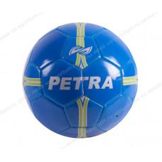 Мяч футбольный Petra FB-2 Blue