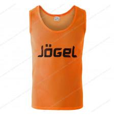 Манишка сетчатая взрослая JBIB-1001 Orange