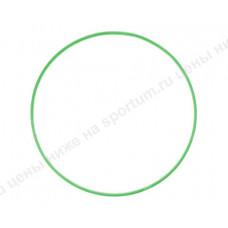 Обруч пластиковый 70см d-18 Green