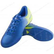 Бутсы футбольные детские Novus, NSB-22 INDOOR Light Blue