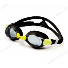 Очки для плавания 10210-BY Black/Yellow