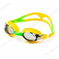 Очки для плавания 10210-GY Green/Yellow