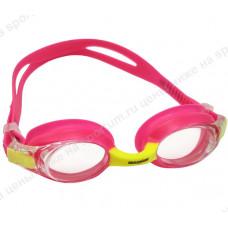 Очки для плавания 2670T-2 JR Pink