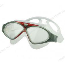 Очки-маска для плавания 8170-2 Silver