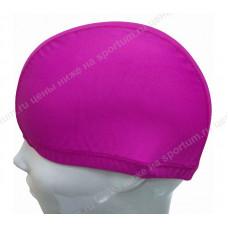 Шапочка для плавания текстиль взрослая C33229-4