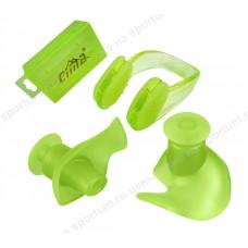 Комплект для плавания зажим для носа и беруши C33425-3