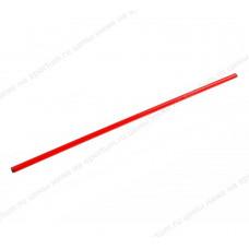 Палка гимнастическая 120 см (d-20) Red