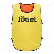 Манишка двухсторонняя взрослая JBIB-2001 Yellow/Orange