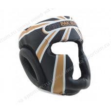 Шлем боксерский Pak Rus PR-13-004 Black