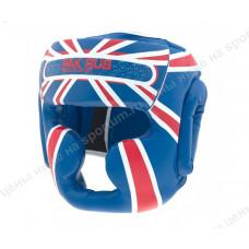 Шлем боксерский Pak Rus PR-13-004 Blue
