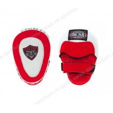 Лапа боксерская Pak Rus PR-14-008 Red