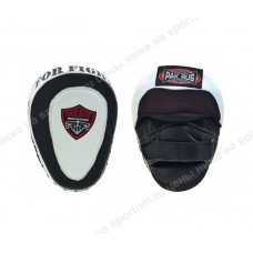 Лапа боксерская Pak Rus PR-14-008 Black