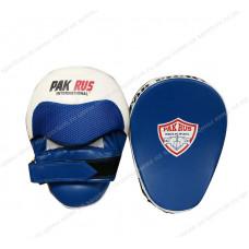 Лапа боксерская Pak Rus PR-14-008 Blue