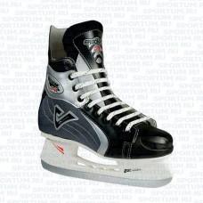 Коньки хоккейные Botas Ergonomic (XXL) Black-Grey