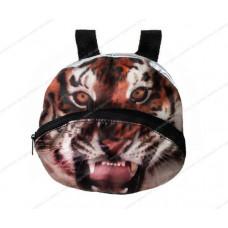 Мешок-рюкзак складной RT, на самокат и велосипед Тигр